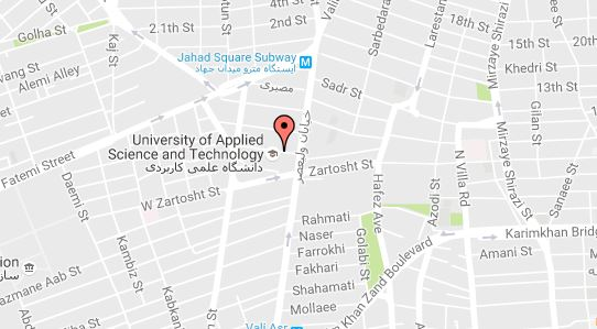 آموزشگاه زبان ایران کمبریج