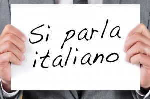 یاگیری زبان ایتالیایی