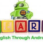 اپلیکشن آموزش زبان اندروید