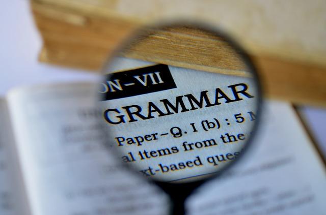 آموزش حرفه ای گرامر انگلیسی