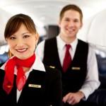 مصاحبه انگلیسی مهمانداری هواپیما