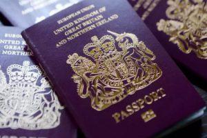 اخذ اقامت انگلستان