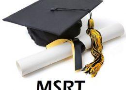 ثبت نام MSRT