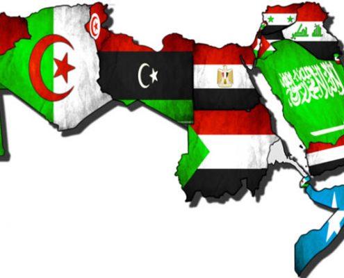 کشورهای عربی زبان