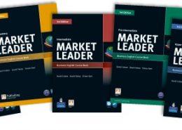 کتاب Market Leader