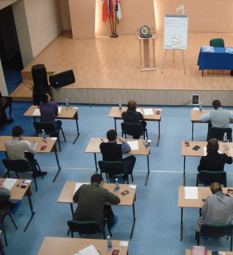 مراکز برگزاری آزمون آیلتس در ایران