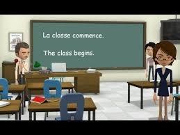 کلاس آموزش زبان فرانسه