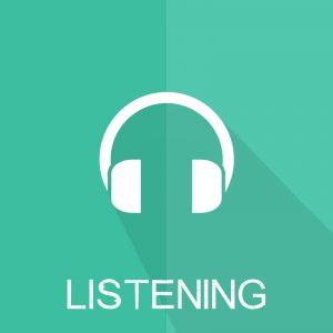منابع Listening آیلتس