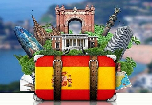 سلام و احوالپرسی اسپانیایی