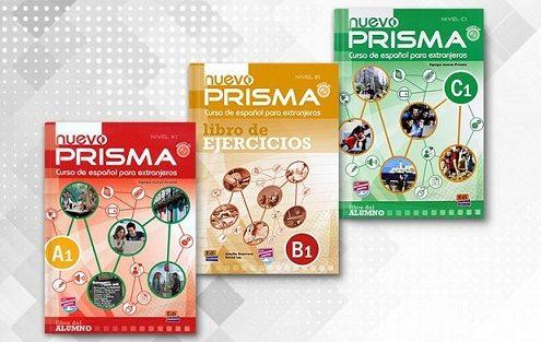 کتاب پریزما اسپانیایی