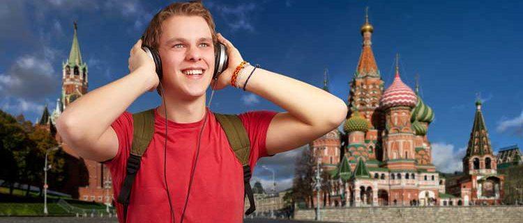 دوره زبان روسی