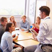 کلاس آموزش بحث آزاد