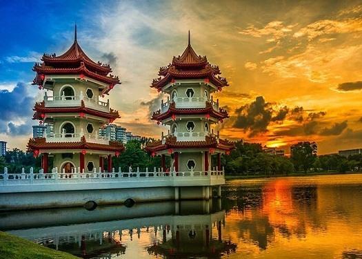 آموزش زبان چینی در کشور چین