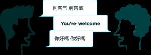 اعزام مترجم زبان چینی