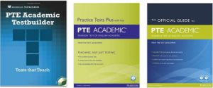 کتاب های آزمون PTE