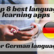 بهترین اپلیکیشن آموزش زبان آلمانی
