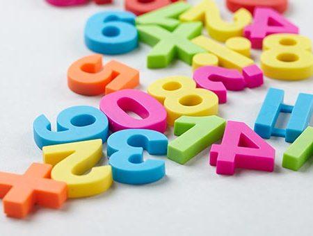 اعداد اسپانیایی با تلفظ