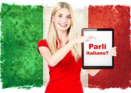 آموزش زبان ایتالیایی در ایتالیا