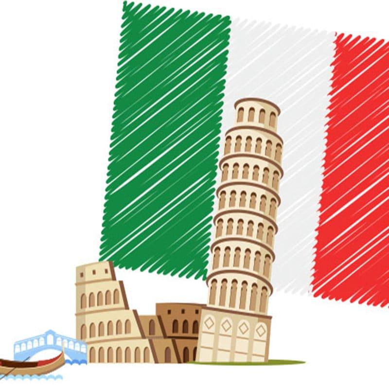 پکیج آموزش زبان ایتالیایی