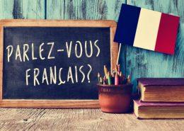 یادگیری زبان فرانسه در خانه