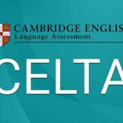 اطلاعات کامل پیرامون آزمون CELTA