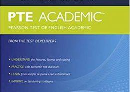 کتاب های آمادگی آزمون PTE