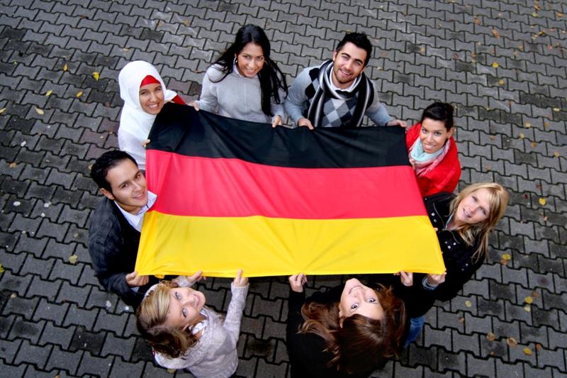 کلاس زبان آموزش زبان آلمانی