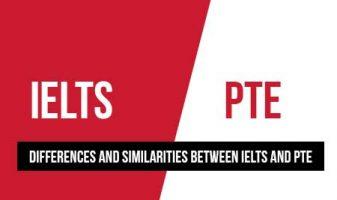 آزمون PTE یا IELTS