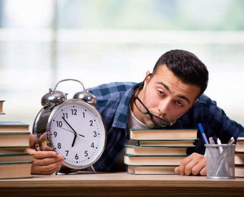 مدت زمان یادگیری زبان انگلیسی