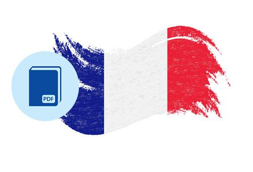pdf آموزش زبان فرانسه