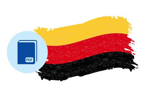 pdf آموزش زبان آلمانی