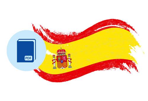 pdf آموزش زبان اسپانیایی