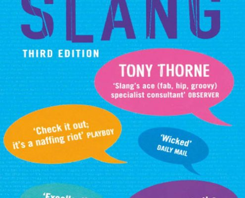 دانلود کتاب Dictionary of Contemporary Slang