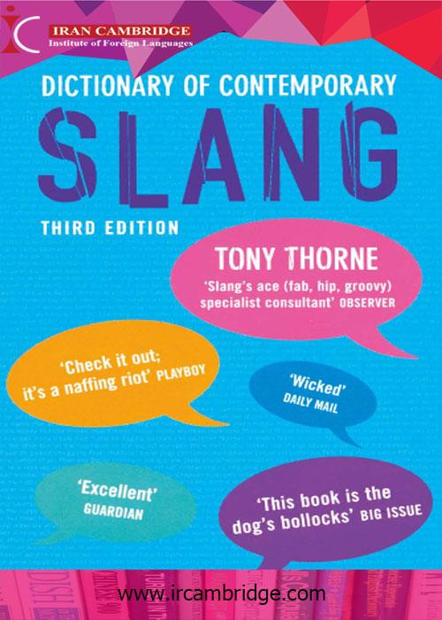 دانلود کتاب Dictionary of Contemporary Slang