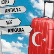 زبان ترکی استانبولی در سفر