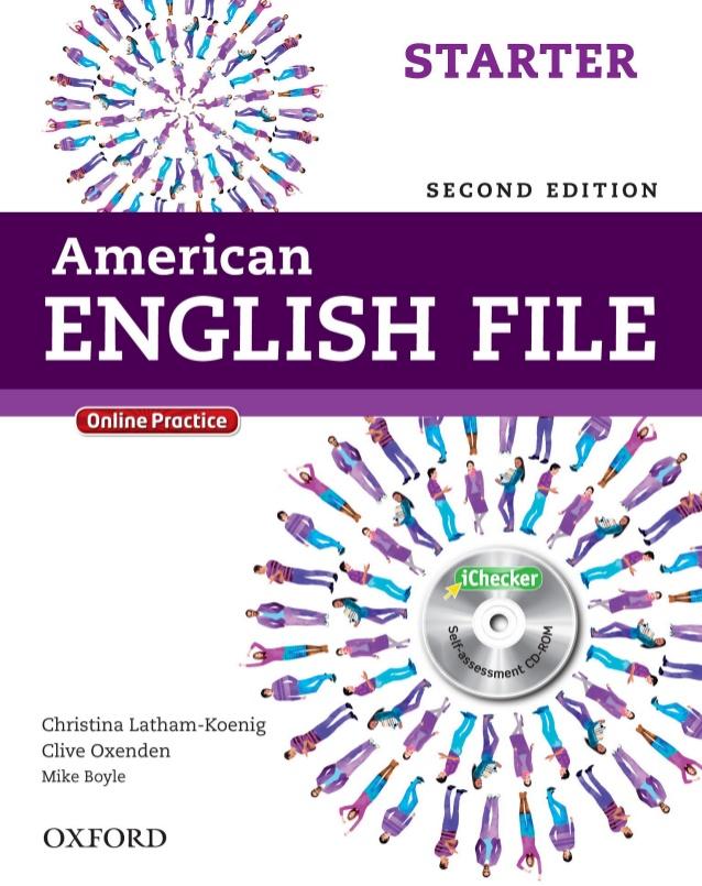 نمرات American English File Starter