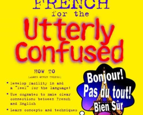 دانلود کتاب Beginning French for the Utterly Confused