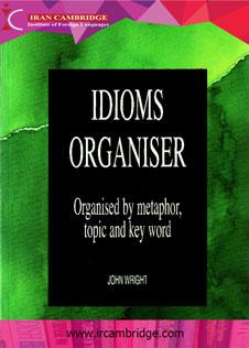 دانلود کتاب IDIOMS ORGANISER
