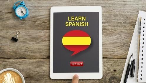 آموزش مجازی زبان اسپانیایی