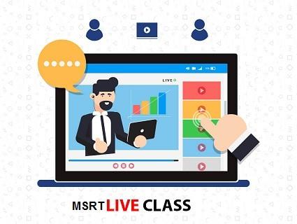 کلاس آنلاین msrt