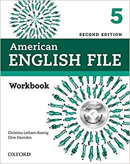 نمرات American English File 5