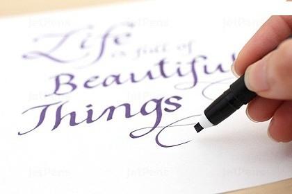خوشنویسی به انگلیسی