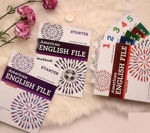کتاب American English File