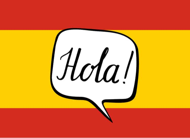 اموزش ابتدایی زبان اسپانیایی