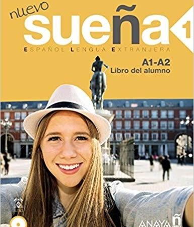 کتاب آموزش زبان اسپانیایی