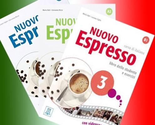 کتاب nuovo espresso