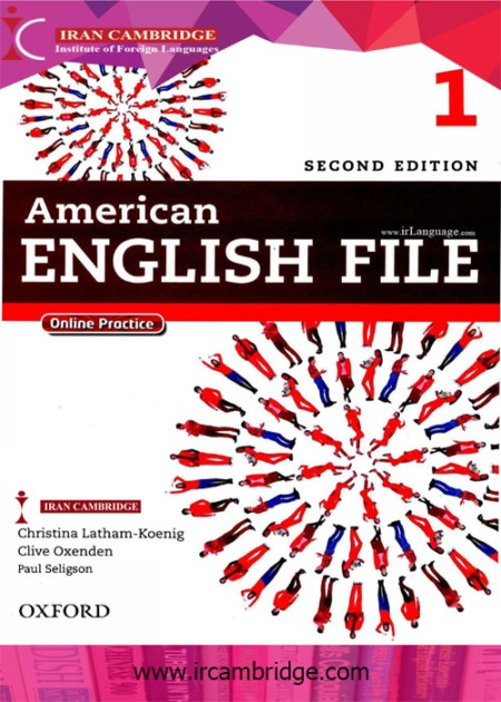 دانلود کتاب American English File 1