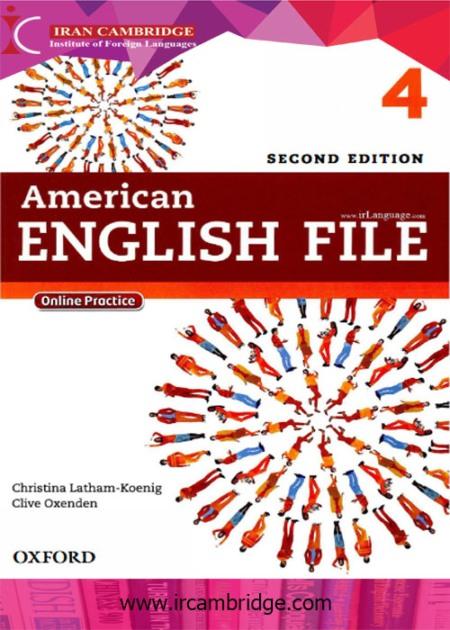 دانلود کتاب American English File 4
