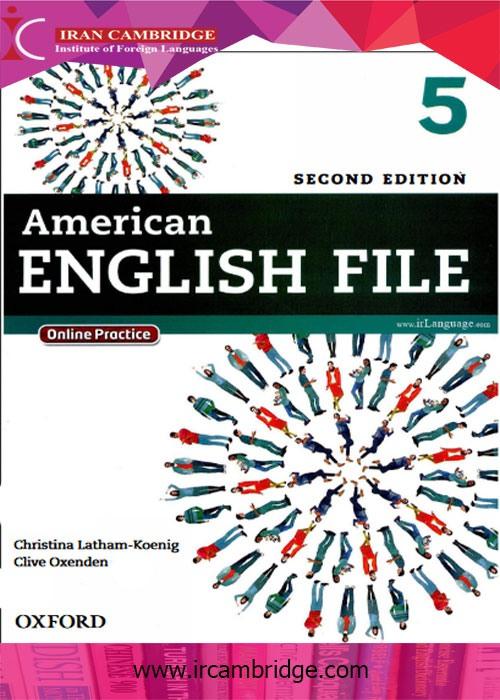 دانلود کتاب American English File 5