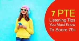 ترفندهای بخش شنیداری آزمون PTE